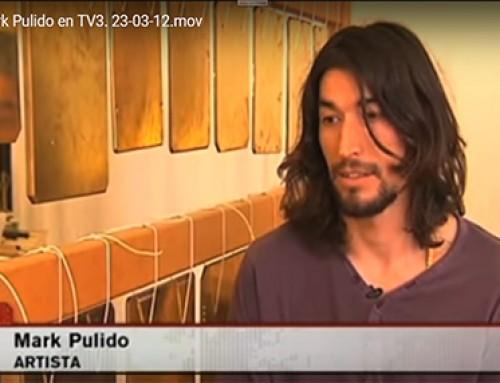 Bilas de Mark Pulido en TV3. 23-03-12