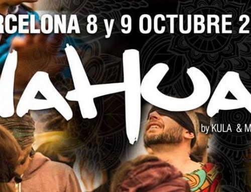Nahual – Healing Trance Experience (BARCELONA)