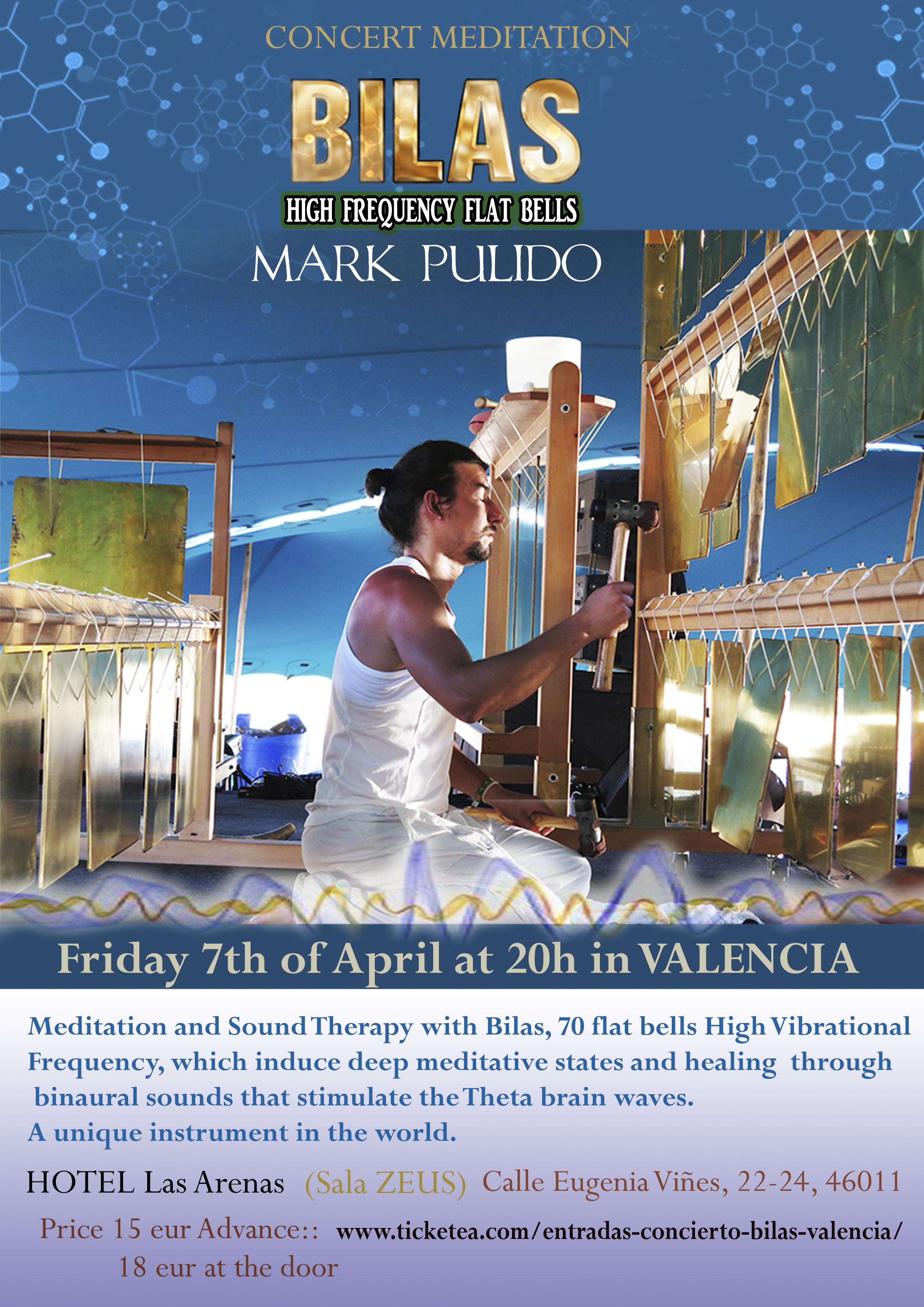 Mark Pulido – Sonido, Luz y Color